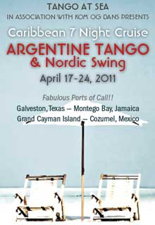 Caribbean Argentine Tango and Swing